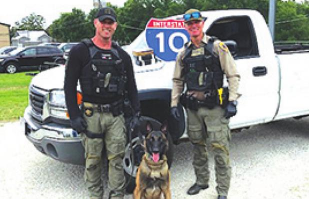 Fayette County Narcotics K-9 Unit seizes 8 pounds of heroin