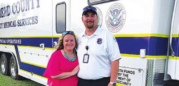 Furrh named Lavaca County EMS director