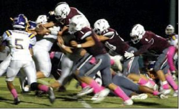 Flatonia trails Weimar on gridiron, 19-7