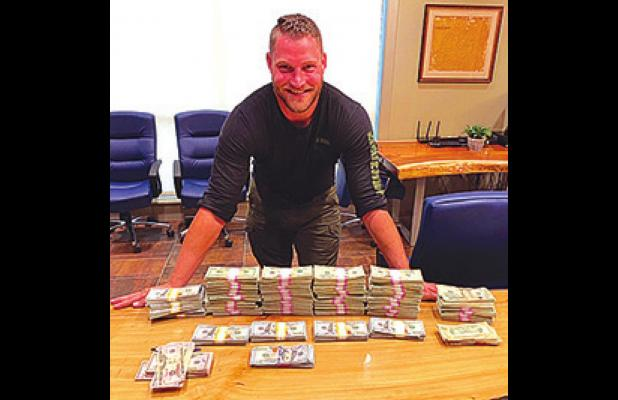 Fayette County stop leads to concealed cash