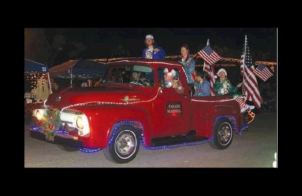 Fantasy of Lights Parade Marshal ...
