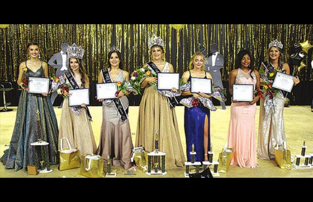 Fayette Fair royalty crowned
