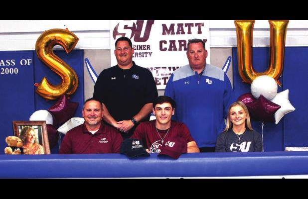 Carey signs letter of intent ...