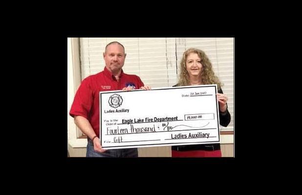 ELVFD receives $14,000 donation ...