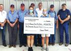 Second Chance Emporium donates to 10 Fayette VFDs
