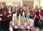 Aggie Moms makes donation