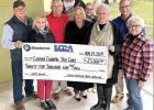 LCRA, Bluebonnet Co-Op award $25,000 grant for improvements to Carmine Park