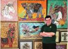 Work made by autistic artist will highlight event