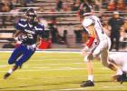 Cougars fall to Raiders in a 38-14 loss