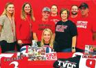 Volleyball signings …