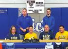 Zepeda signs with ET Baptist