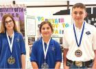 Faith Academy Science Fair Winners